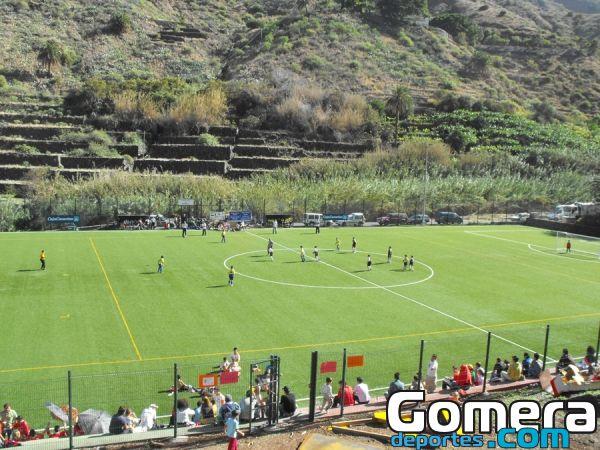 Panorámica del torneo (www.gomeradeportes.com)