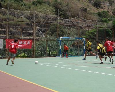 Futbol Sala en Hermigua
