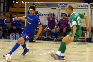 MRA Navarra - Azkar Lugo