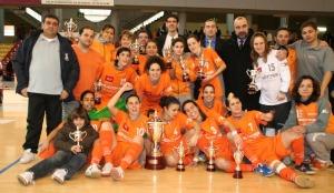Encofra Navalcarnero Campeón de España 2009