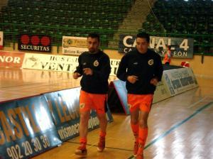 Garcia y Castro la temporada pasada en Segovia