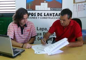 Mougan renueva con el Lanzarote Tias Yaiza
