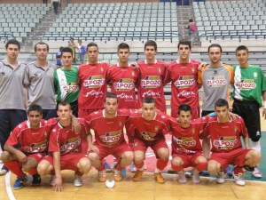 ElPozo Murcia Juvenil