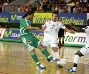 InterMovistar FS - Caja Segovia FS