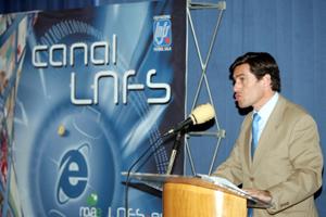 Presentación del canal de la LNFS