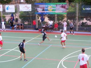 Pabe Team FS contra Tecina FS