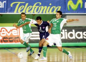 InterMovistar FS - Reale Cartagena