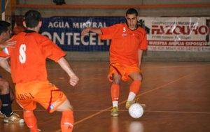 Acción del Burela FS