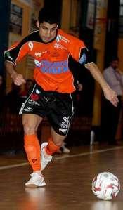 Javi Rodríguez (CD Burela FS)