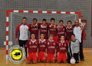 Selección Gomera Campeona Campeonatos Canarias 2010