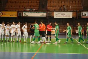 Albacete 2010 FS - UMA Antequera FS