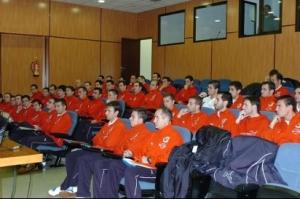 Jornada Técnica para arbitros de Fútbol Sala 2011