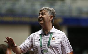 Jose Venancio López Seleccionador España Fútbol Sala