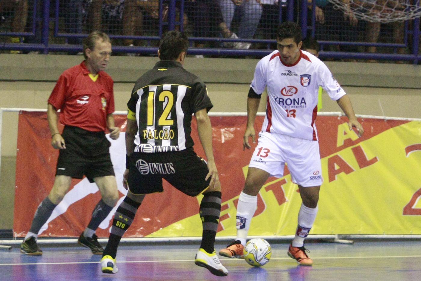 liga futbol sala brasil: