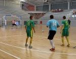 Acción del encuentro Galdar Gran Canaria FS - CFS Uruguay de Nacional A2