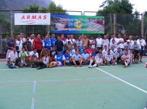 Todos los participantes en el torneo 2011