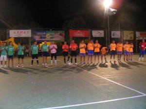 Equipos de la Final 2011