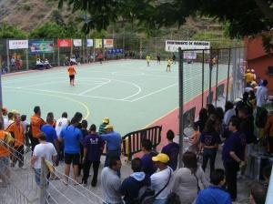 Instantanea de las XI Jornadas 2011