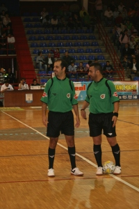 Talavera FS - Carnicer Torrejón FS