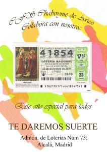 Lotería Chaboyme 2011