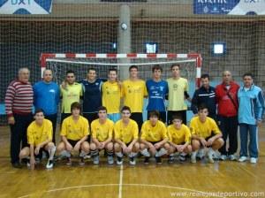 Seleccion Canaria Juvenil - Futbol Sala