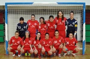 Plantilla Madrid Futbol Sala Femenino Sub-17