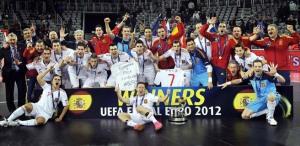 Euro2012 Futsal - España Campeona de Europa