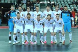 EURO2012 - Futsal - España Rumanía (3)