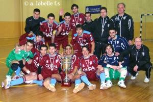 Copa Galicia 2012: Autos Lobelle de Santiago - Cidade Narón