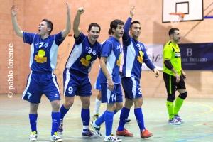 Manzanares El Real FS - Oxipharma Granada FS