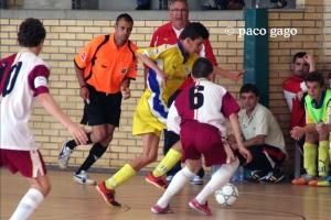 Castilla La Mancha - Canarias Futbol Sala Campeonato España Sub 16