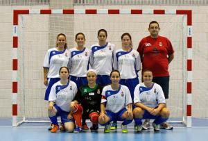 CFS Chaboyme Arico Segunda Division Fútbol Sala Femenino