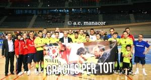 Fisiomedia Manacor - Azkar Lugo FS