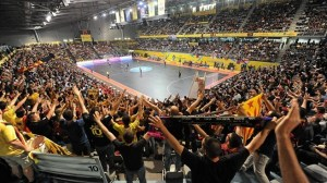 UEFA Futsal Cup - FC Barcelona - Dinamo de Moscú