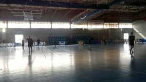 El Peñon FS en el Torneo Ciudad del El Paso - La Palma 2012