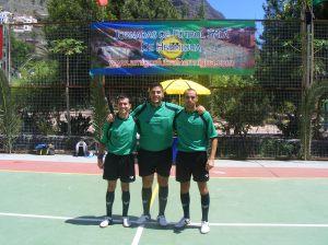 Colegiados del Torneo Veteranos 2012