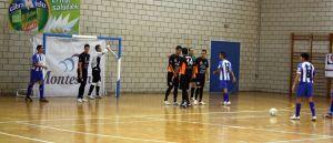 Jumilla Montesinos FS - CFS Uruguay Tenerife