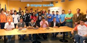 Clubes de Tenerife Reunion