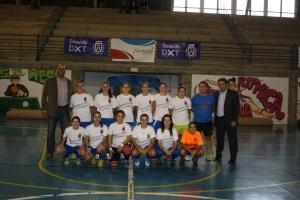 Plantilla FSF Raqui San Isidro 12-13 - Presentación