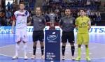 Copa de España de 2014 - Santiago Futsal - Jumilla Montesinos