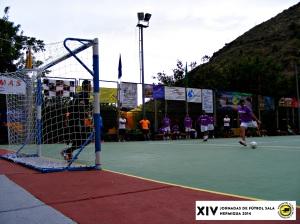Fotografías de las XIV Jornadas de Fútbol Sala de Hermigua 2014