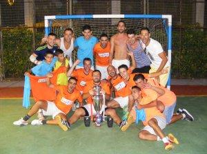 Atlético Puntallana, campeón de las XIV Jornadas de Fútbol Sala Hermigua 2014