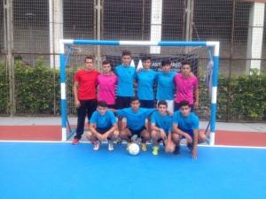 Campeon Torneo Cadete-Juvenil 2015 - El Peñon FS