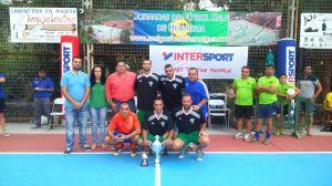 Campeon Torneo Veteranos 2015 - Amigos de La Palma FS