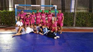 Chejelipes FS - Campeón Torneo Veteranos 2016