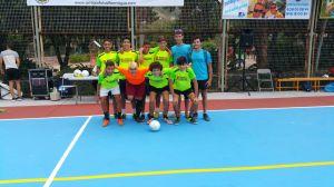 Las Galanas A - Campeón Torneo Cadete 2016