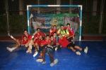 Tomates Eléctricos campeón de las XVI Jornadas de Fútbol Sala de Hermigua 2016