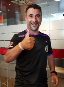 Juan Manuel Nel OK a las pruebas físicas para la temporada 20182019