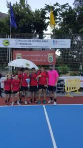 Playa Santiago FS campeon Cadete 2018.