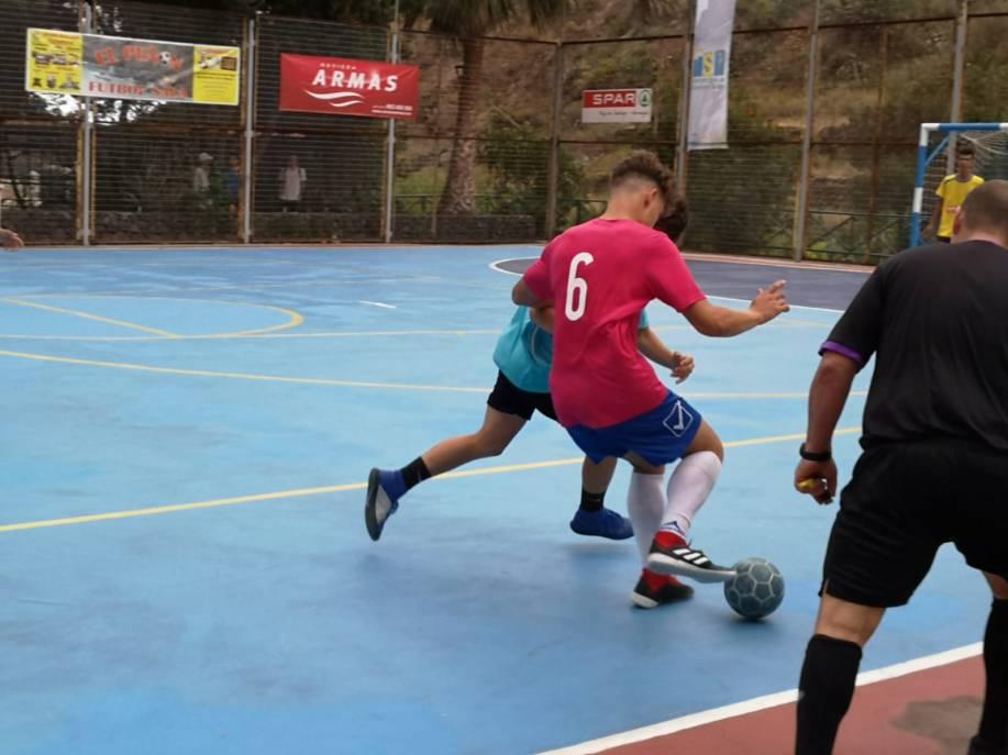 Torneo Cadete 2019 - Acción del Torneo